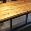 古材の足場板でテーブルDIY!価格に驚愕|セルフリノベーション.com